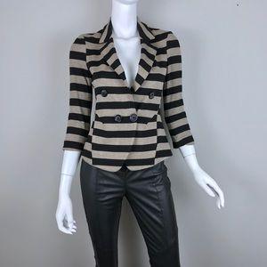 {Bailey 44} Striped Knit Blazer